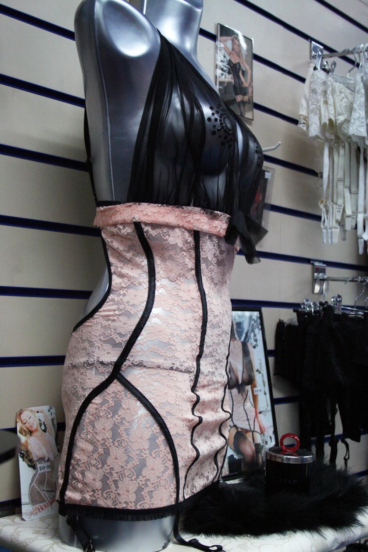 glamour stretch chemise 2