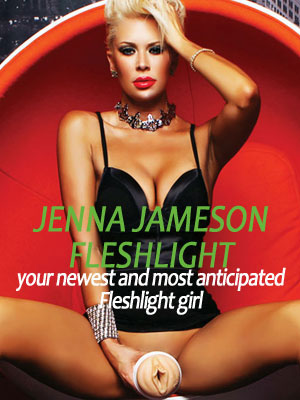 Jenna Jameson Fleshlight Lotus