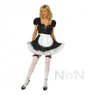 Classified French Maid