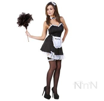 Temptation Dress-up Minxy Maid